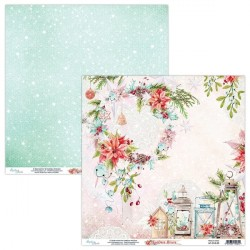 Christmas Stories 03 papier dwustronny 30,5x30,5 cm MINTAY
