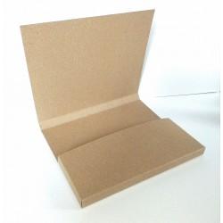 Czekoladownik MERCI pudełko 195x165x13 mm