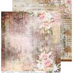 LOVE ME FOREVER - 06 dwustronny papier 30,5x30,5cm