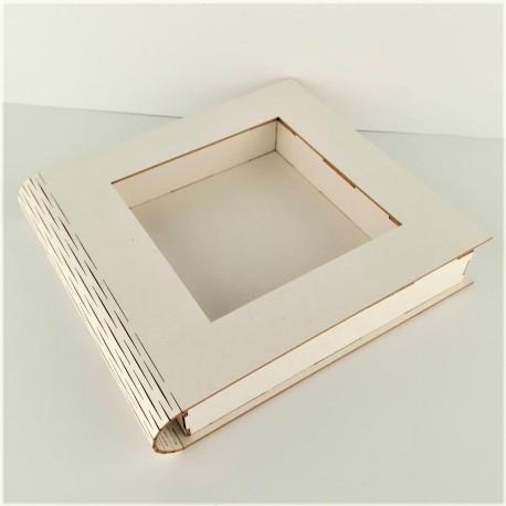 Kartka/książka baza z beermaty 15x15cm