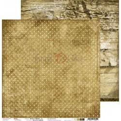 BROWN MOOD - 06 dwustronny papier 30,5x30,5cm