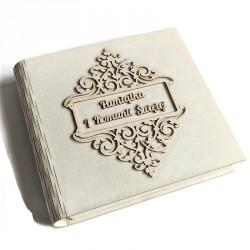 Kartka/książka baza z beermaty 14x14cm