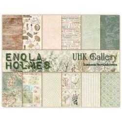 UHK  Art Journal  ZESTAW 30,5x30,5cm