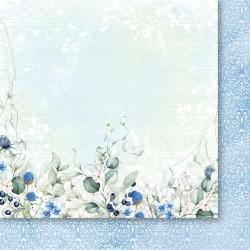 Spacer w chmurach 03 - papier 30,5x30,5cm Paper Heaven