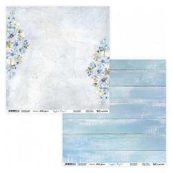 Sapphire Days 01/02 papier dwustronny 30,5x30,5cm ScrapAndMe