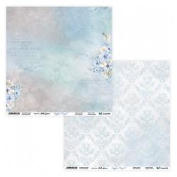 Sapphire Days 07/08 papier dwustronny 30,5x30,5cm ScrapAndMe