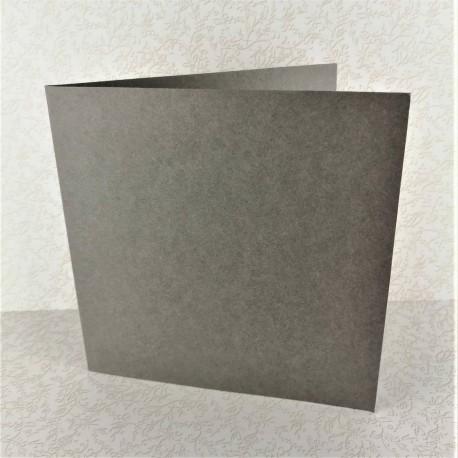 Baza kartka 14,5x14,5 POPIELATA