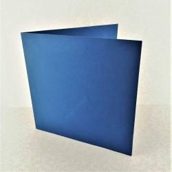 Baza kartka 14,5x14,5 GRANATOWA