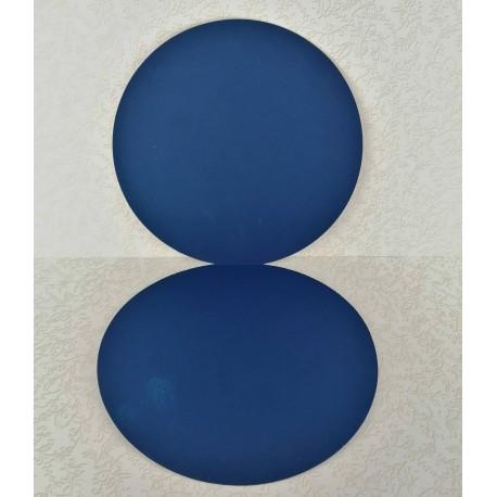 Baza kartka okrągła 14,5x14,5 GRANAT