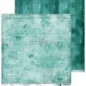 TURQUOISE MOOD - 04 dwustronny papier 30,5x30,5cm