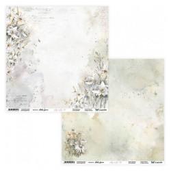 Sapphire Days 09/10 papier dwustronny 30,5x30,5cm ScrapAndMe