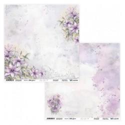 Aquarelles 05/06 papier dwustronny 30,5x30,5cm ScrapAndMe