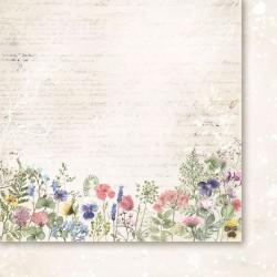 Miłosne zapiski 04 - papier 30,5x30,5cm Paper Heaven