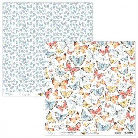 BERRYLICIOUS 05 papier dwustronny 30,5x30,5 cm MINTAY