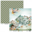 WILDERNESS 04 papier dwustronny 30,5x30,5 cm MINTAY