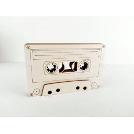 Kaseta magnetofonowa 3D do boxa
