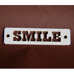 Tekturki SMILE szyld