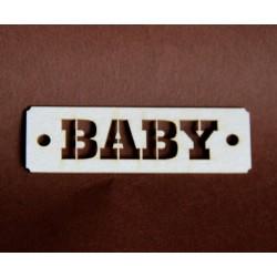 Tekturki BABY szyld