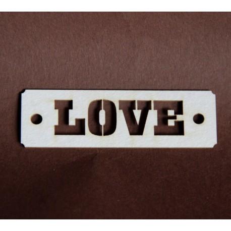 Tekturki LOVE