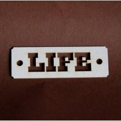 Tekturki LIFE szyld