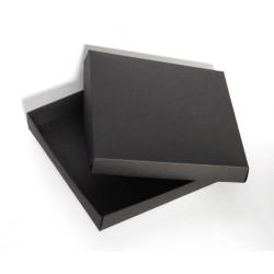 Pudełko 15x15cm CZARNE