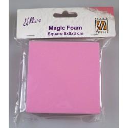 Magic Foam magiczna pianka kwadrat 8x8 cm