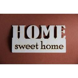 Tekturki HOME SWEET HOME