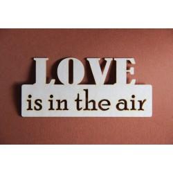 Tekturki LOVE IS IN THE AIR