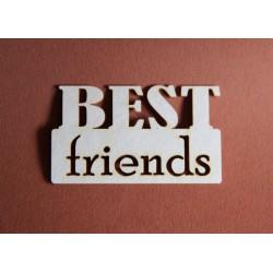 Tekturki BEST FRIENDS