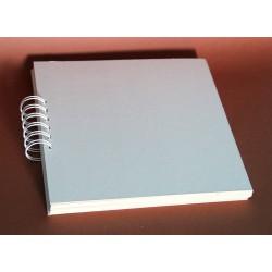 Baza albumowa 20x20cm zestaw 12 kart zbindowana