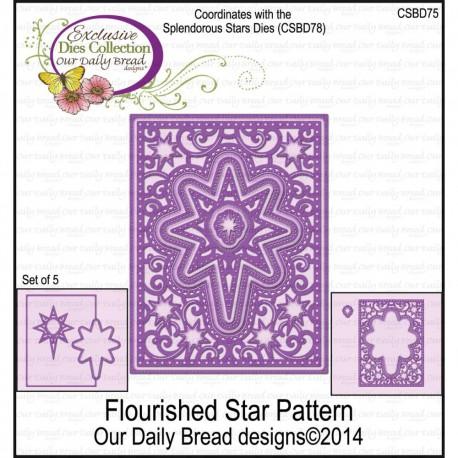 Flourish Star wykrojniki 5w1