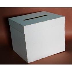 Pudełko na koperty, telegramy ślubne 24x24x20 cm