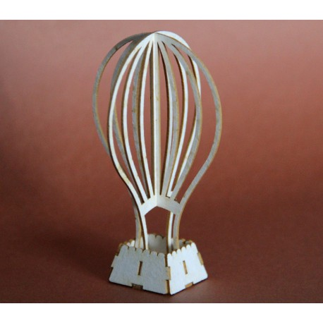 Balon 3D gładki