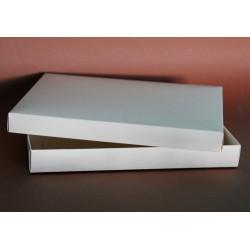 Pudełko na format A5 ECRU