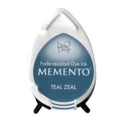 Memento Dew Drops tusz wodny Teal Zeal