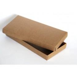 Pudełko DL 105x220x25mm KRAFT