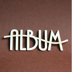 Tekturka ALBUM 10cm