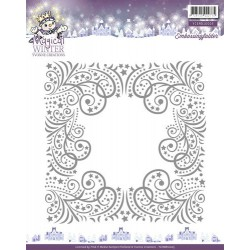 Embossing Folder - Yvonne Creations - Magical winter