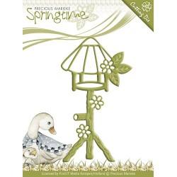 Wykrojnik Precious Marieke - Springtime - Bird Feeder