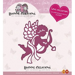 Wykrojnik Yvonne Creations - Love Collection - Cupido