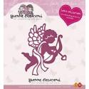 Wykrojnik Yvonne Creations - Love Collection - Cupido