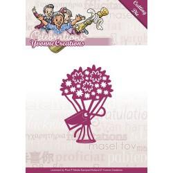 Wykrojnik Yvonne Creations - Celebrations - Bouquet