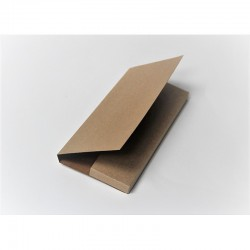 Czekoladownik pudełko 200x90x13mm KRAFT eco