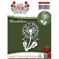 Wykrojnik Amy Design - Spring - Dandelion