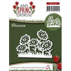 Wykrojnik Amy Design - Spring - Daisies